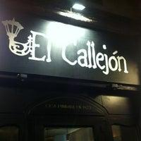 Photo taken at El Callejón by Juan G. on 3/10/2012