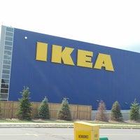 Photo taken at IKEA by Julian F. on 9/7/2012