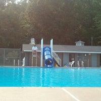 Photo taken at Beaches Pool by LEENA K. on 8/17/2012