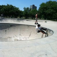 Photo taken at Wilson Skate Park by iSapien 1. on 6/9/2012