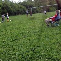 Photo taken at Maddux Elementary by Matt W. on 5/9/2012