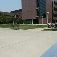 Photo taken at Auraria Science Building by Mohammed A. on 8/16/2012