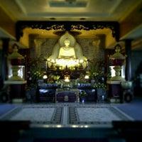 Photo taken at Vietnam Buddhist Center by William H. on 9/6/2012