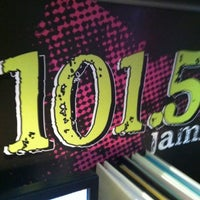 Photo taken at 101.5 JamZ by Charlie H. on 4/16/2012