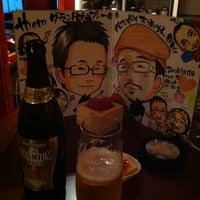 Photo taken at them-akasaka by Kosuke H. on 3/26/2012