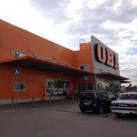 Снимок сделан в OBI пользователем Евгений Е. 6/30/2012