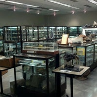 Photo taken at Richard L. Sutton Jr. M.D. Museum of Geosciences by Tyler F. on 5/14/2012