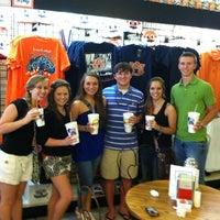 Photo taken at Toomer's Corner by Lucinda on 6/24/2012