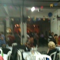 Photo taken at Clube Da Maturidade by Raphael D. on 7/21/2012