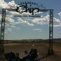 Photo taken at The Legendary Buffalo Chip by Hugh on 8/29/2012