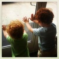 Photo taken at Atlanta Bread Company by Yeadon S. on 7/15/2012