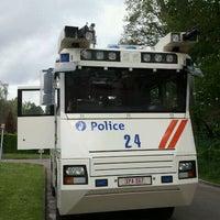 Photo taken at Politiezone/Zone de police WOKRA by Kevin D. on 5/12/2012