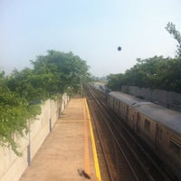 Photo taken at MTA Subway - Broad Channel (A/S) by Scott B. on 6/20/2012