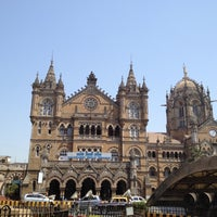 Photo taken at Chhatrapati Shivaji Terminus by Hisao on 3/18/2012