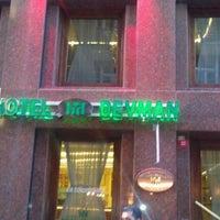 Снимок сделан в Devman hotel пользователем Farzam K. 5/26/2012