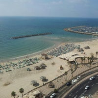 Photo taken at Sheraton Tel Aviv Hotel by Michael S. on 7/20/2012