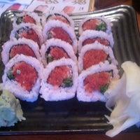 Photo taken at Yuka Japanese Restaurant by Leah W. on 4/17/2012