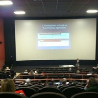 Photo taken at Marcus Oakdale Cinema by Diane Donley L. on 2/13/2012