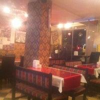 Photo taken at Saray Restaurant by Lena P. on 3/17/2012