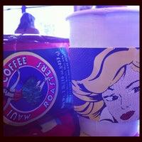 Photo taken at Maui Coffee Roasters by Jen R. on 6/27/2012