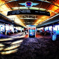 Photo taken at William P Hobby Airport (HOU) by Shannon S. on 7/31/2012
