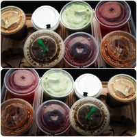 Photo taken at Starbucks by Stephanie C. on 4/28/2012