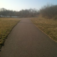 Photo taken at Riverwinds Trail by Darnell E. on 3/14/2012