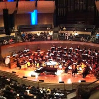 Photo taken at Francis Winspear Centre by Kathleen M. on 3/30/2012