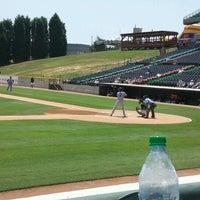 Photo taken at Knights Stadium by Devon W. on 6/20/2012