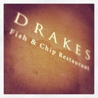 Photo taken at Drakes Fish & Chips by Paul L. on 8/27/2012