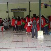 Photo taken at SDI Al-Azhar 17 Bintaro by Nti M. on 6/17/2012