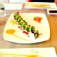 Photo taken at Planet Sushi by Gustavo M. on 2/20/2012