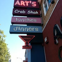 Photo taken at Art's Crab Shak by TORRENCE S. on 7/31/2012