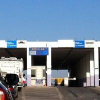 Photo taken at Greece Kipoi Border Station by Carcar M. on 8/23/2012