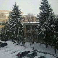 Photo taken at Universitatea de Vest by Mihai V. on 2/14/2012