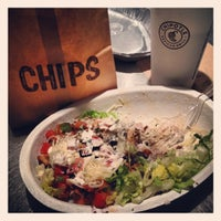 Photo taken at Chipotle Mexican Grill by Christina M. on 5/5/2012