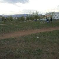 Photo taken at Парк by Руслан Х. on 6/2/2012