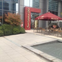 Photo taken at Juan Valdez Café by Josberces S. on 5/17/2012