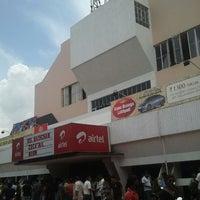 Photo taken at Keshari Talkies (Cinema Hall) by smarak s. on 7/15/2012