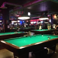 Photo taken at Break Bar & Billiards by Jodi K. on 6/10/2012