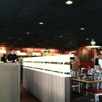 Photo taken at Gino's Burgers & Chicken by David N. on 8/18/2012