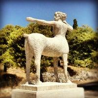 Photo taken at Mount Pelion by Kostas F. on 8/23/2012