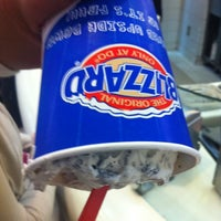 Photo taken at Dairy Queen by Alejandro P. on 7/14/2012