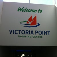 Photo taken at Victoria Point Shopping Centre by Donna C. on 9/5/2012