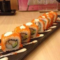 Photo taken at Waraku by Nok T. on 8/4/2012