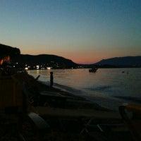 Photo taken at Praia by Dim K. on 6/9/2012