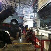 Photo taken at Toyteq Motors by Enrique S. on 5/30/2012