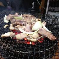 Photo taken at つぼや本店 by Masaki N. on 3/24/2012
