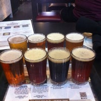 Photo taken at BridgePort Brew Pub by Robert A. on 8/16/2012