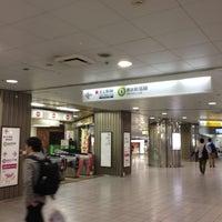 Photo taken at Shinjuku Line Shinjuku Station (S01) by Yasutaka M. on 3/18/2012